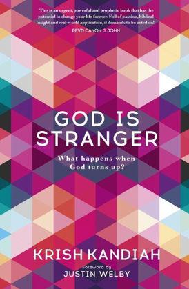 Picture of God is stranger