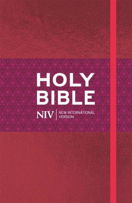 Picture of NIV Ruby thinline bible