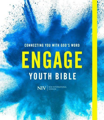 Picture of NIV Engage Youth bible