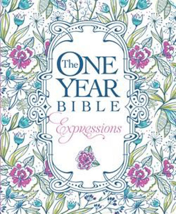 Picture of NLT One Year Bible Expressions