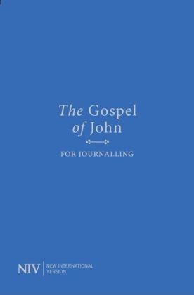 Picture of NIV Gospel of John for Journalling