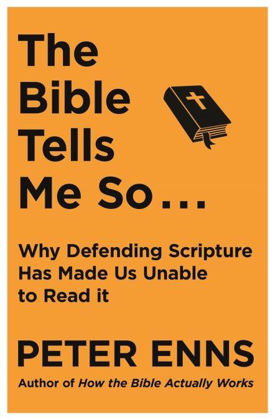 Picture of Bible tells me so The