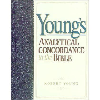 Picture of Young's Analytical concordance to the bi
