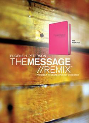 Picture of Message Remix 2.0 Hypercolour Pink