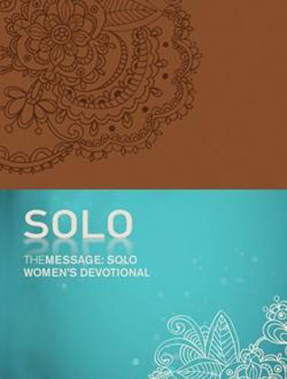 Picture of Message Solo Woman's devotional