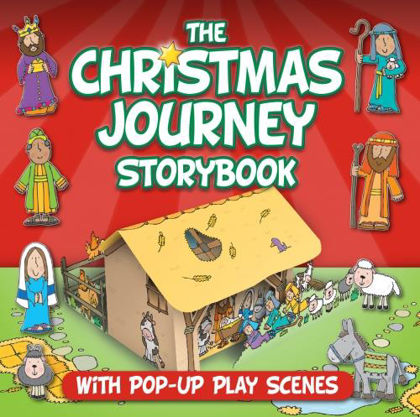 Picture of Christmas journey storybook The