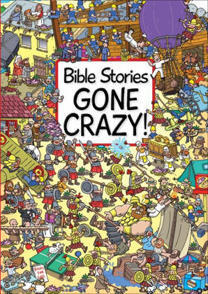 Picture of Bible stories gone crazy