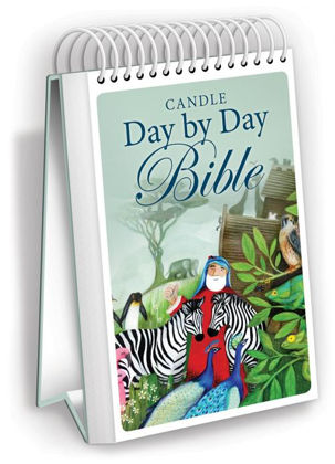 Picture of Candle day by day bible