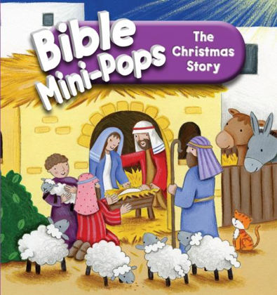 Picture of Bible mini pop-ups: Christmas story