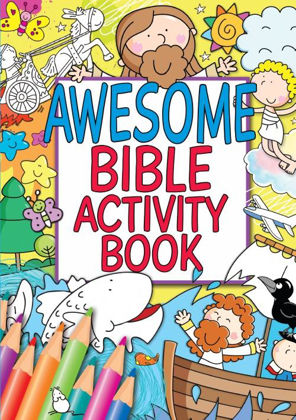 Picture of Awesome bible activity book