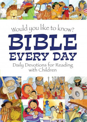 Picture of WYLTK Bible Everyday