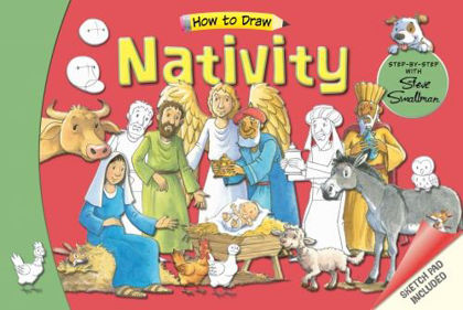 Picture of How to draw: Nativity