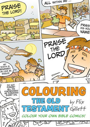 Picture of Colouring the Old Testament