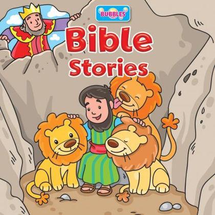 Picture of Bubbles: Bible stories