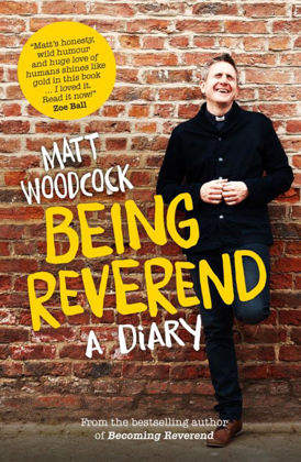 Picture of Being reverend - a diary