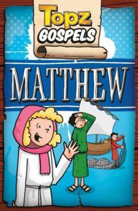 Picture of Topz gospels: Matthew