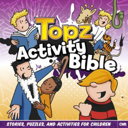 Picture of Topz Activity bible
