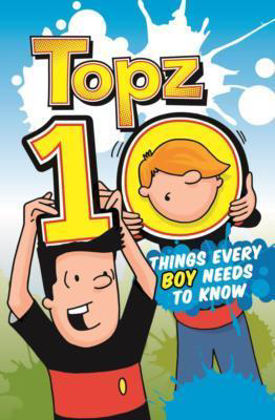 Picture of Topz 10 things every boy should know