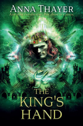 Picture of King's hand The (Knight of Eldaran 2)