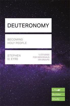 Picture of Deuteronomy  (Lifebuilder)