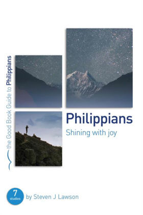 Picture of Philippians: Shining with joy (Good Book Guide)