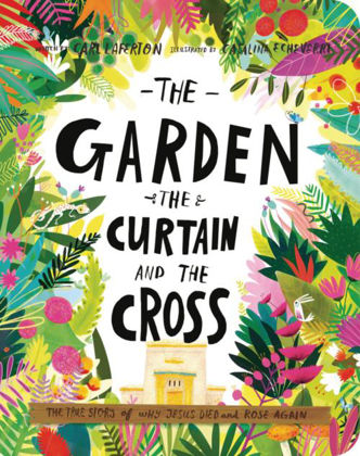 Picture of Garden the curtain and the cross The
