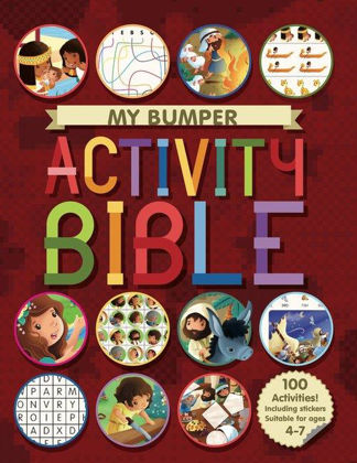 Picture of My bumper activity bible