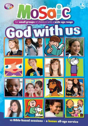 Picture of Mosaic: God with us