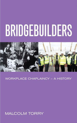 Picture of Bridgebuilders - Workplace chaplaincy
