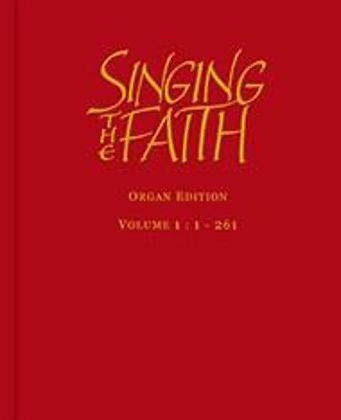 Picture of Singing the faith - organ copy