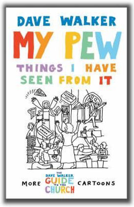 Picture of My pew: Things I have seen from it