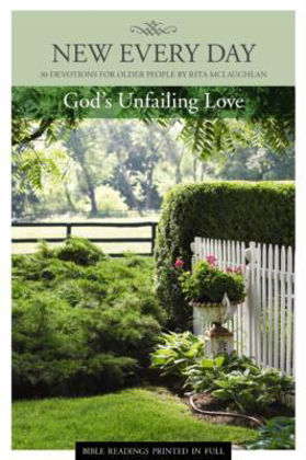 Picture of New every day: God's unfailing love