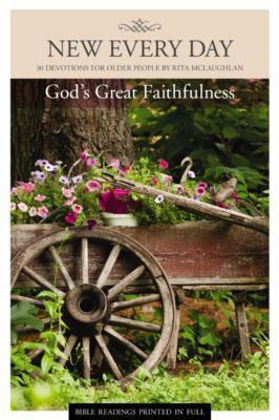 Picture of New every day: God's great faithfulness