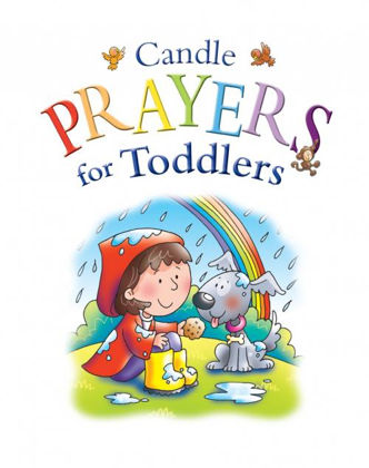 Picture of Candle prayers for toddlers