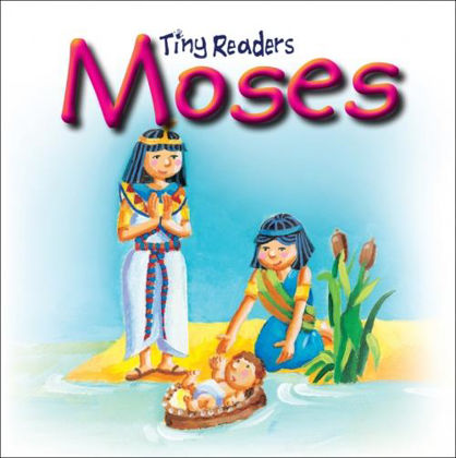 Picture of Tiny readers - Moses