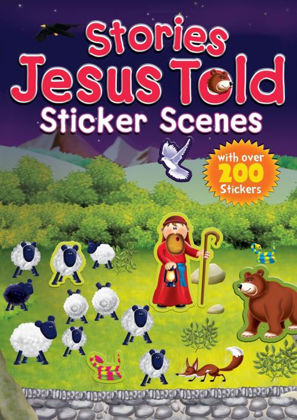 Picture of Stories Jesus told sticker scenes