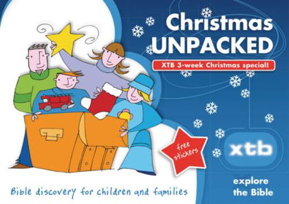 Picture of XTB - Christmas unpacked