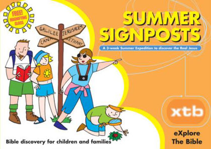 Picture of XTB - Summer signposts