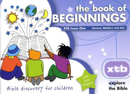 Picture of XTB #1 - Book of beginnings The
