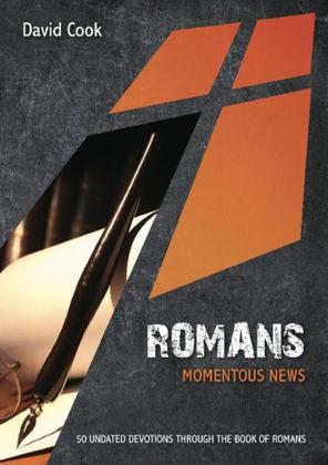 Picture of Romans: Momentous news