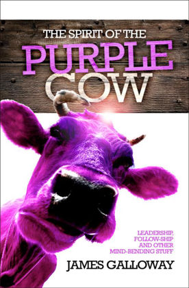 Picture of Spirit of the purple cow