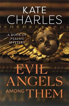 Picture of Evil angels among them (Book of Psalms mystery #5)