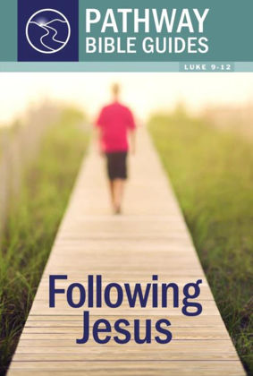 Picture of Following Jesus: Luke 9-12 (Pathway Bible Guides)