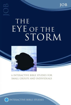 Picture of Job: Eye of the storm (Interactive Bible Studies)