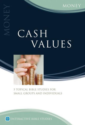 Picture of Cash values: Money (Interactive Bible Studies)