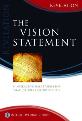 Picture of Revelation: Vision statement (Interactive Bible Studies)