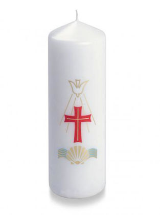 Picture of Baptismal Candle