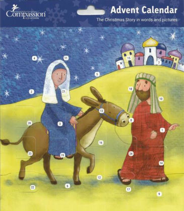 Picture of Mary and Joseph (Compassion)