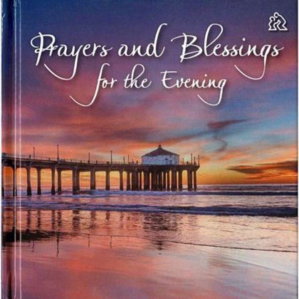 Picture of Prayers and blessings for the evening