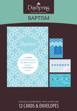 Picture of Baptism Box: Baptism (12)